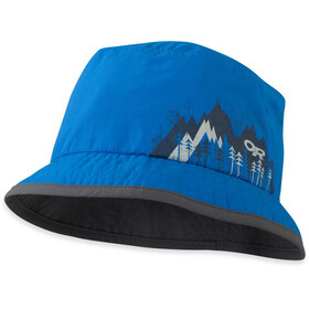 Outdoor Research Solstice Chapeau Enfant, glacier